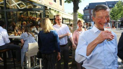 """Sauwens aan zet in Bilzen: """"Eén op drie heeft op ons gestemd. Wij moéten mee aan tafel"""""""
