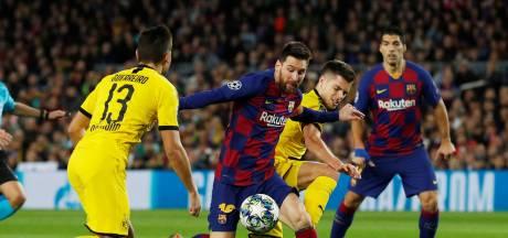 Dollen met Duitsers: Messi altijd op dreef tegen Bundesliga-clubs