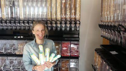 """Kathleen (49) opent verpakkingsarme Ohne-winkel in Nevele: """"Natuurlijke voeding en zo weinig mogelijk plastic"""""""