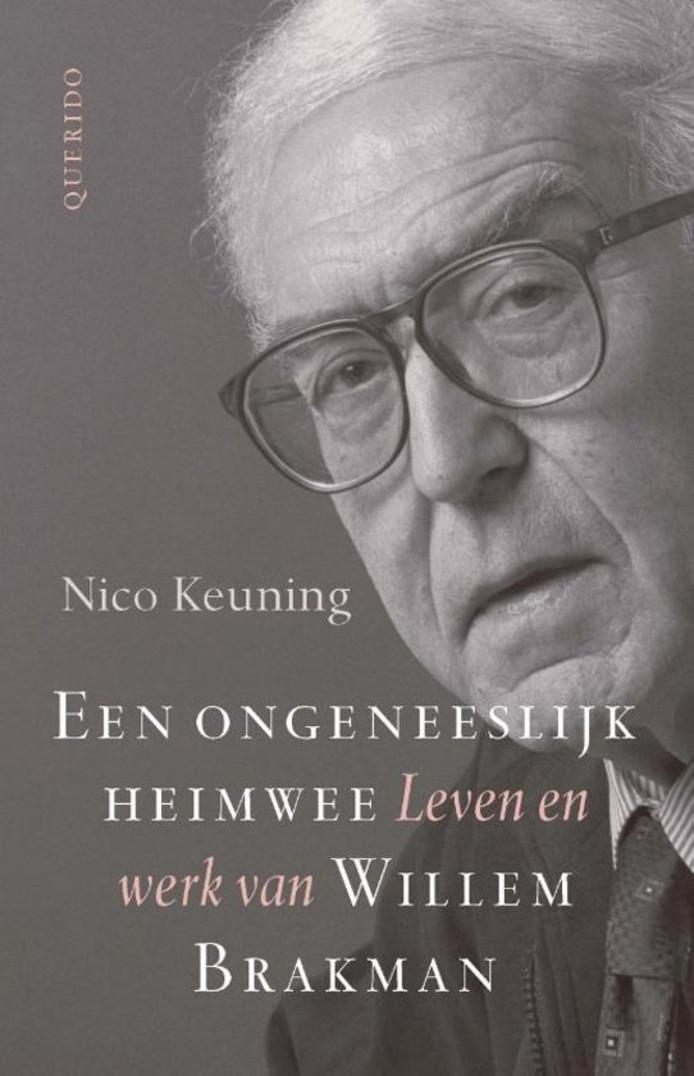 cover biografie Willem Brakman