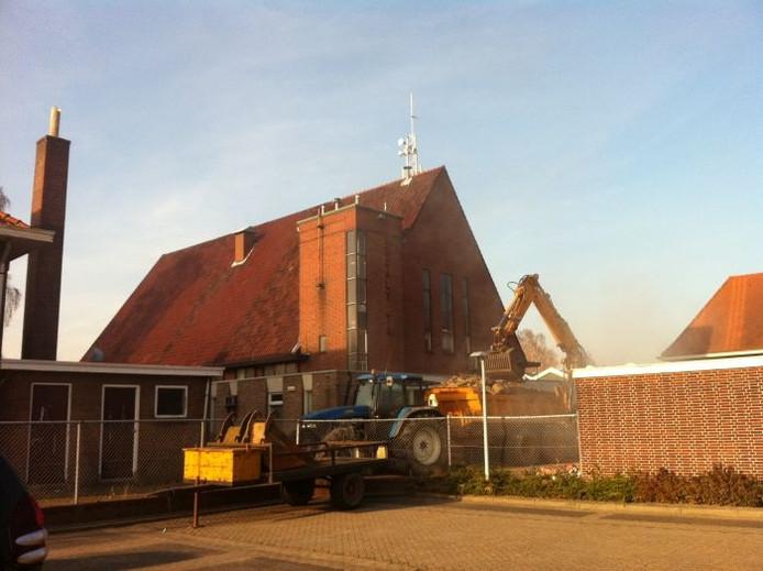 Het voormalige jongerencentrum Eucalypta in Winterswijk. foto De Gelderlander