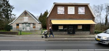 Winkelpand aan Bentheimerstraat in De Lutte maakt plaats voor twee landhuizen