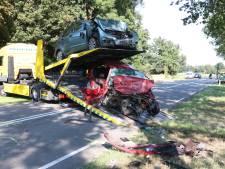 3 gewonden bij ernstig ongeluk tussen Nagele en Ens: verkeersopstopping inmiddels voorbij