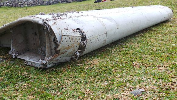 Het brokstuk is mogelijk afkomstig van de Boeing 777 van Malaysia Airlines die vorig jaar in maart spoorloos verdween.
