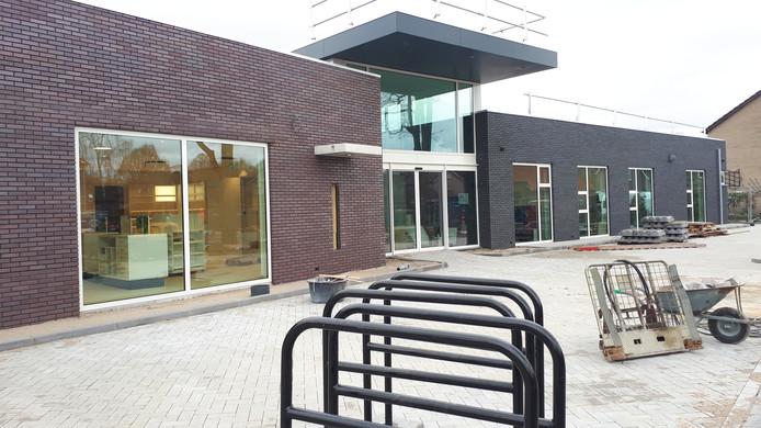 Het nieuwe gezondheidscentrum aan de Gildestraat in Heesch.