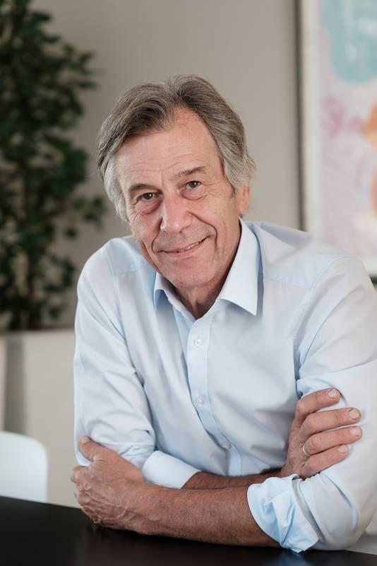 Henk Wubbels op archiefbeeld (2017).