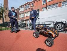 Klein Zandvoort op het veen: Laak krijgt bij opknapbeurt circuit cadeau voor rc-auto's
