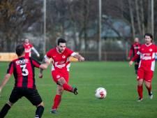Ongeregeldheden tijdens slotfase Helmondse derby; scheidsrechter naar de grond gewerkt