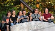 VIDEO. Tot 106 kilometer per uur: Bobbejaanland opent met 'Fury' de snelste achtbaan in de Benelux