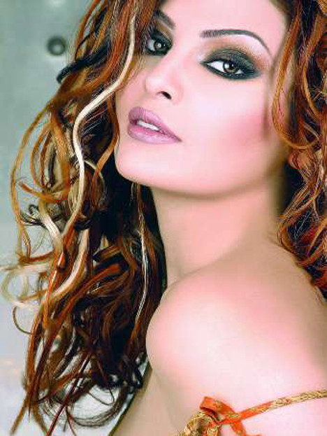 La chanteuse libanaise assassinée.