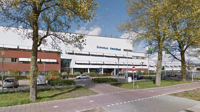 Ziekenhuis Amstelland in Amstelveen.
