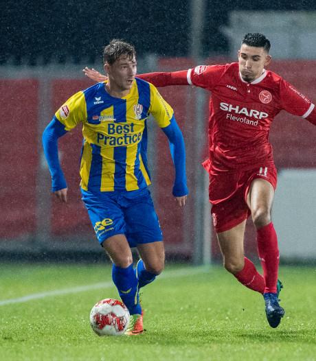 TOP Oss druipt af in kansloos verloren duel met Almere City