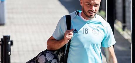 Westermann: Eigenlijk pas ik niet goed bij een opleidingsclub als Ajax