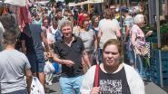 Duizenden koopjesjagers genieten van zuiderse braderie
