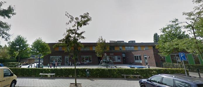 De school aan de Molenhof.