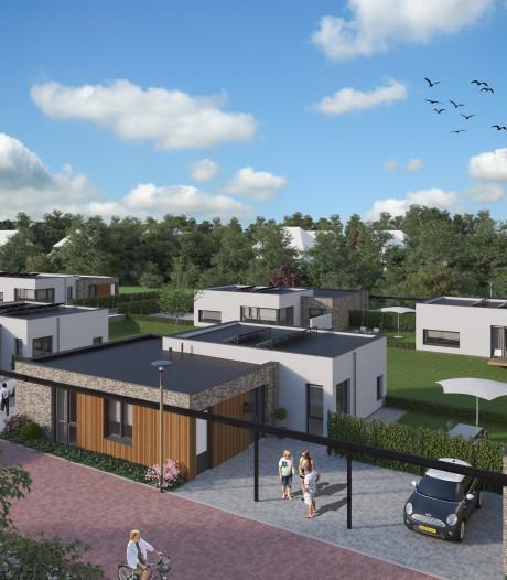 Laatste serie woningen in Piekenhoef in de verkoop