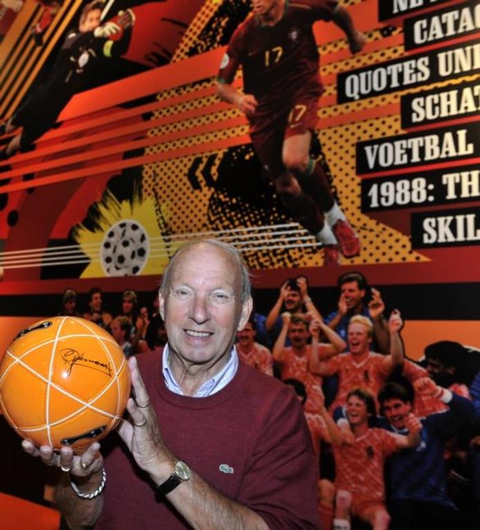 Rinus Bennaars koestert warme herinneringen aan 'zijn' Dosko, Feyenoord en Oranje en droeg zijn steentje bij aan de nationale voetbalgeschiedenis.