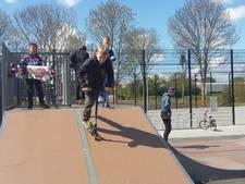 Jeugd Zierikzee vindt nieuw skatepark 'superchill'