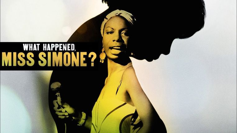 What Happened, Miss Simone? Beeld web