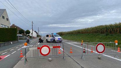Slachtoffer aanrijding op Steenweg Asse nog altijd in levensgevaar, omstandigheden blijven onduidelijk