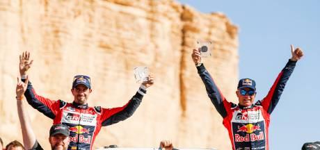 Rallyrijder Bernhard ten Brinke wint in Portugal