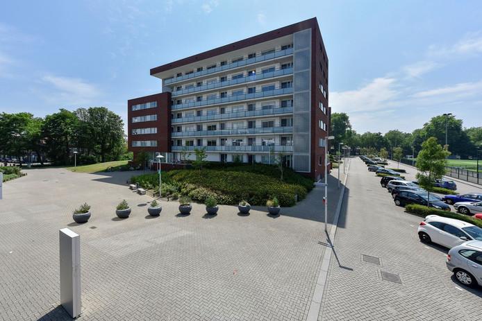 Wil je wonen in Ondiep? Dit is het gebouw aan de Royaards van den Hamkade.