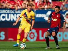Rivaldo: Frenkie de Jong zal Barça veel brengen