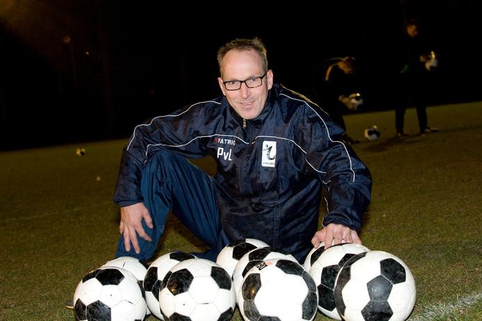 Piet van Lent was onder meer drie jaar trainer bij DSS'14 in Heesselt.