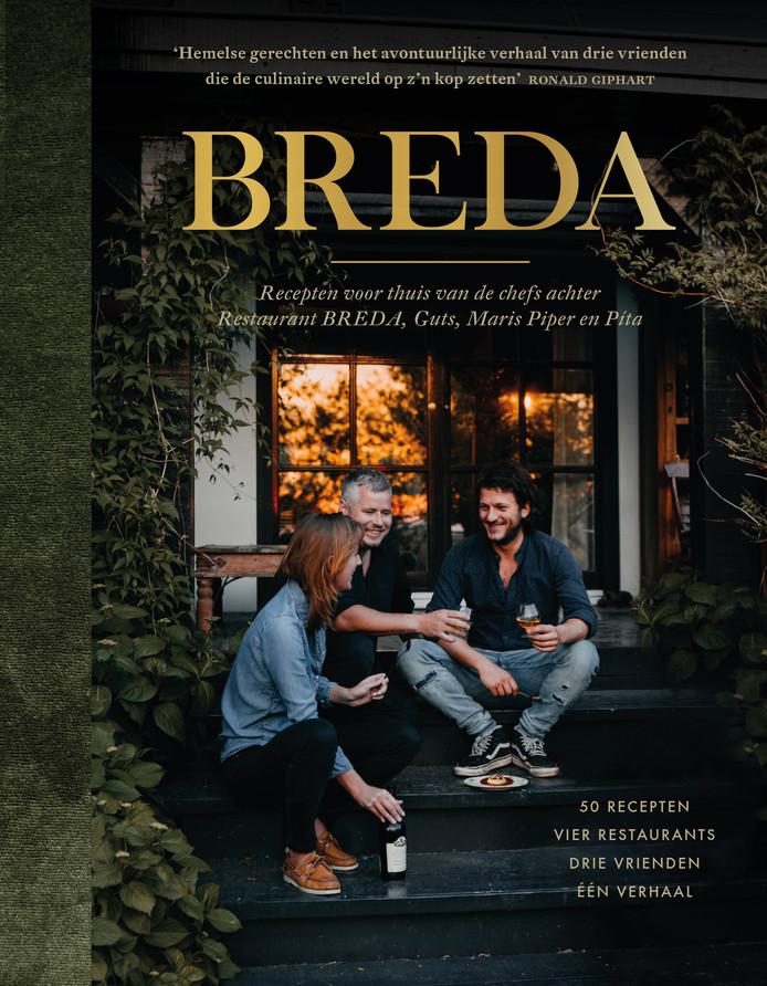 De cover van het kookboek 'Breda'