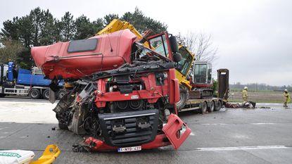 Uitwijkmanoeuvre redt leven trucker