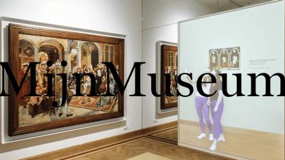 """Toon je kunstobjecten in huis via #MijnMuseum: """"Zo maken we een virtuele collectie"""""""