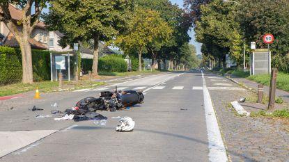 Motorrijder verliest been bij ongeval met vrachtwagen in Merchtem