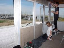 Foodjutters popt weer up aan Terneuzense kust