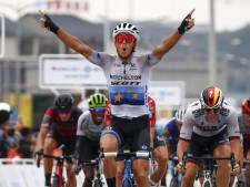 Trentin sprint naar ritzege in Ronde van Guangxi