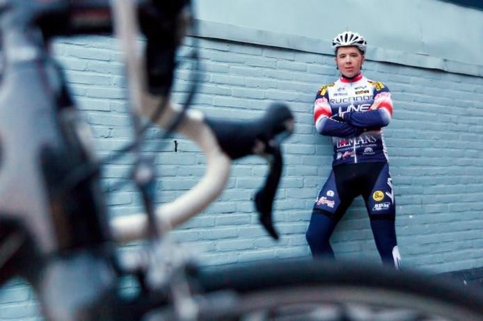Nick Nieuwdorp mikt op een loopbaan als prof. foto Ronald den Dekker