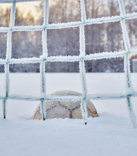 Overzicht afgelastingen amateurvoetbal (zaterdag)