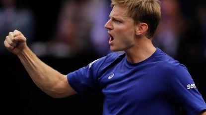 Goffin kruist in China mogelijk de degens met Murray -  Pliskova en thuisspeelster Osaka spelen finale in Tokio