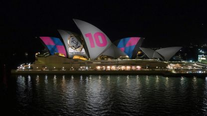Rel in Sydney over reclame op Opera House