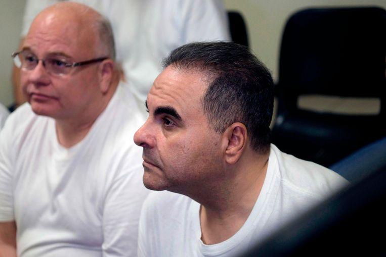 De voormalige president van El Salvador Elias Antonio Saca wacht zijn vonnis af. Hij werd vandaag veroordeeld tot een gevangenisstraf van tien jaar. Volgens de nieuwssite La Pagina achtte de rechter hem schuldig aan verduistering van overheidsgeld.