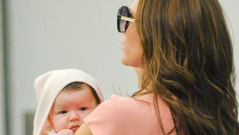 Ook het kindermeisje van Victoria Beckham (foto) werd afgeluisterd in het nieuwe schandaal. Beeld getty