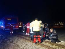 Belgische wintersporter (27) gegrepen door trein en overleden