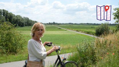 """De warmste vakantieplek van Vlaanderen, met auteur Belinda Aebi: """"Langs de oevers van de Schelde heb je altijd een stukje vakantiegevoel"""""""