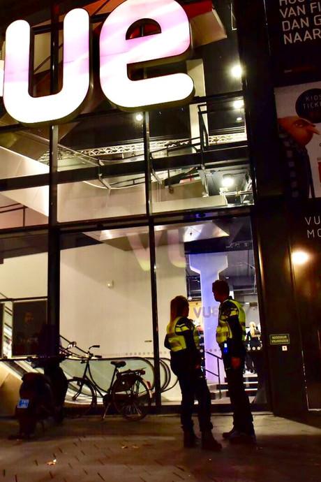 Vue-bioscoop Eindhoven ontruimd na brand