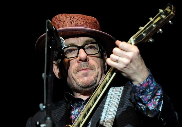 Elvis Costello wordt vandaag 66 jaar.