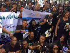 Reeks 'rituele' moorden op prostituees Nigeria: twee verdachten vast