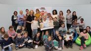 Basisschool Manitoba leest 1.591 euro bij elkaar voor Rode Neuzen
