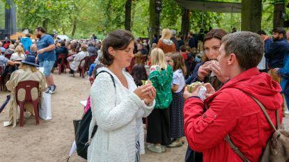 Boterhammen in het Park blijft in smaak vallen