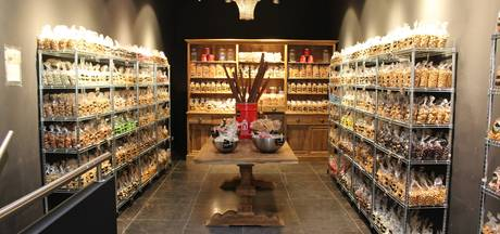 Zeeland krijgt pepernotenwinkel met 50 verschillende smaken