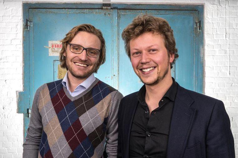 Jonas De Cooman en Michel De Wachter zijn de mannen achter Spott.