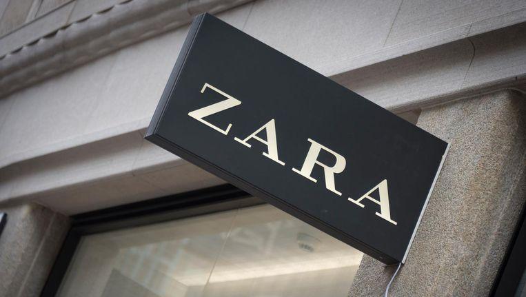 Waarom Zara Nieuwendijk een winkelverbod heeft gegeven aan 'alle deelnemers van het incident', blijft ook na vragen per mail aan een woordvoerder onduidelijk. Beeld anp